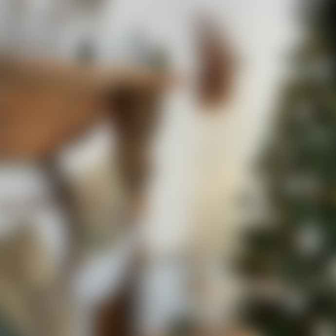 Sass & Belle  Winter Woodland Deer Christmas Stocking