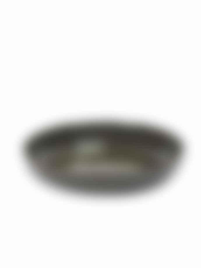 Serax X-large Indi Grey Deep Surface Plate