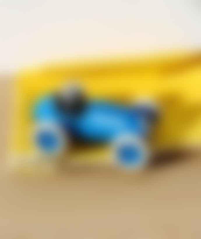 Playforever Blue Plastic Loretino Monaco Car