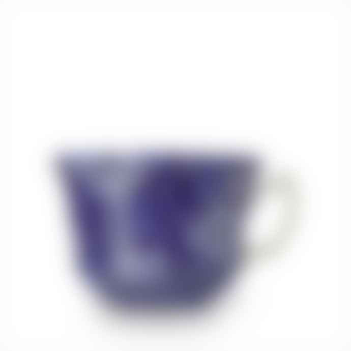 Burleigh Blue Calico Teacup 187ml
