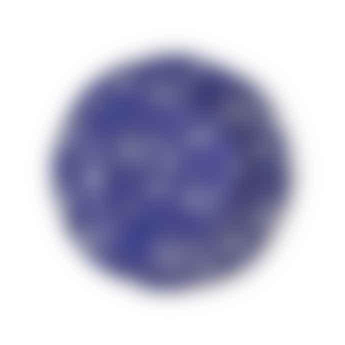 Burleigh 19cm Blue Calico Plate