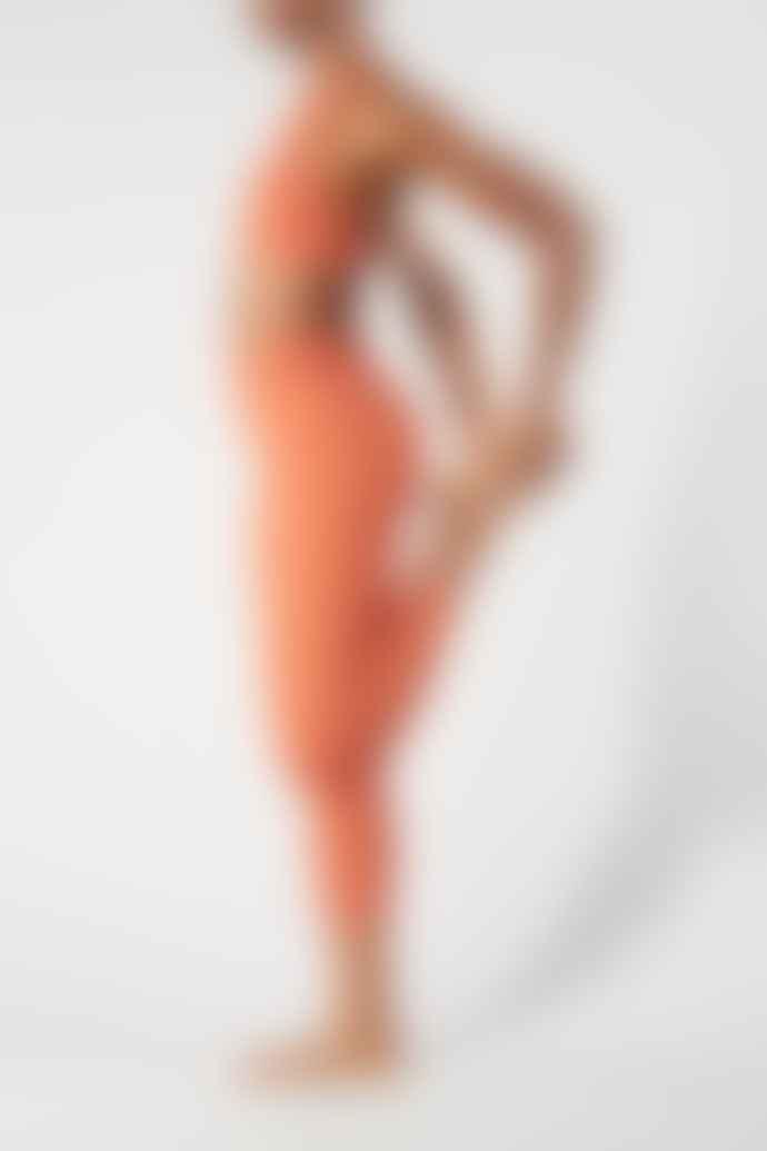 Girlfriend Collective Sedonna Compressive High Rise Leggings 7 8 Length