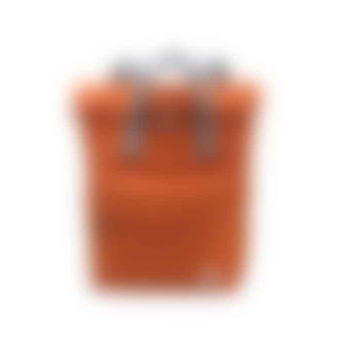 ROKA Burnt Orange Medium Canfield B Rucksack