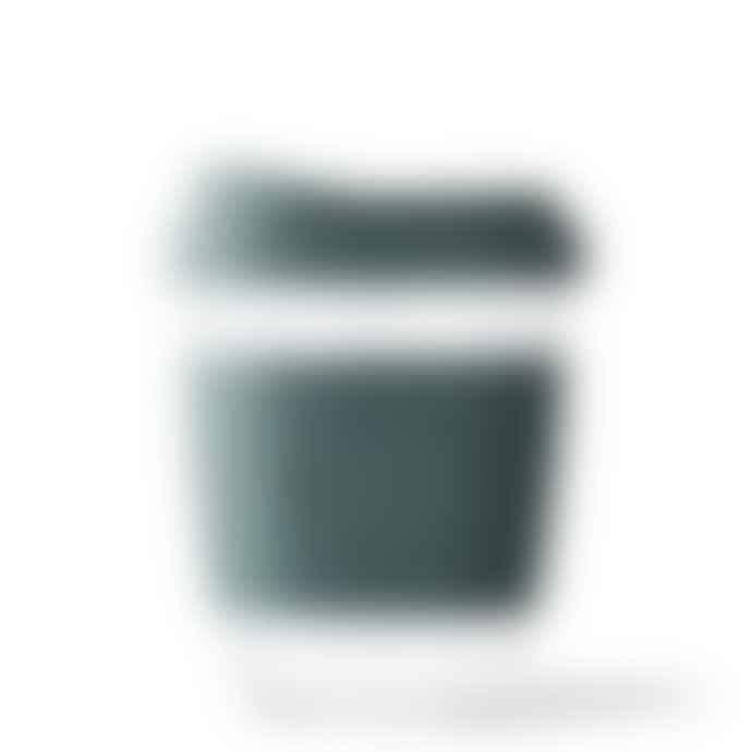 SoL Cup 12oz Deep Sea Green Glass Coffee Cup
