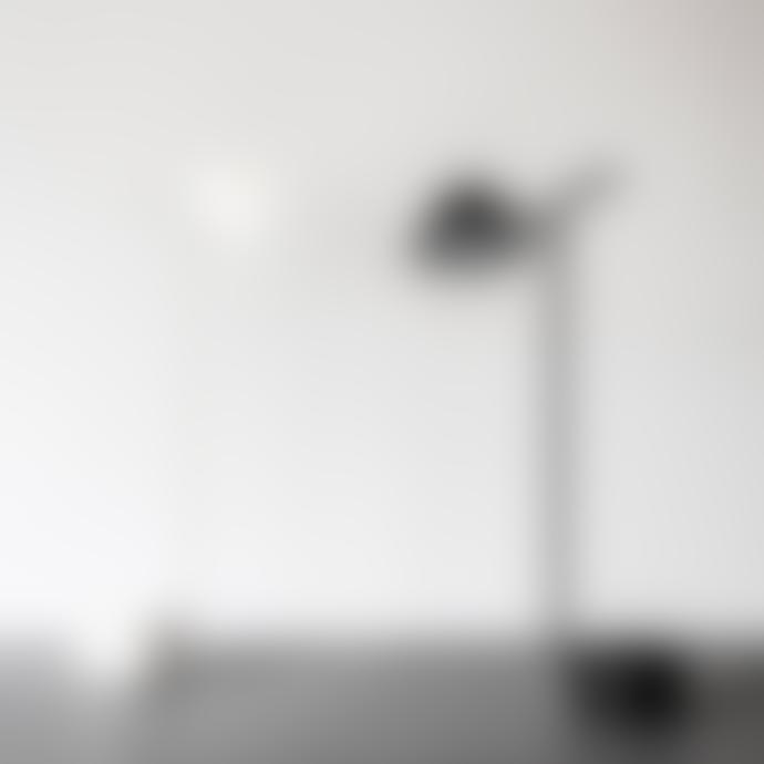 Menu White Steel Peek Table Lamp