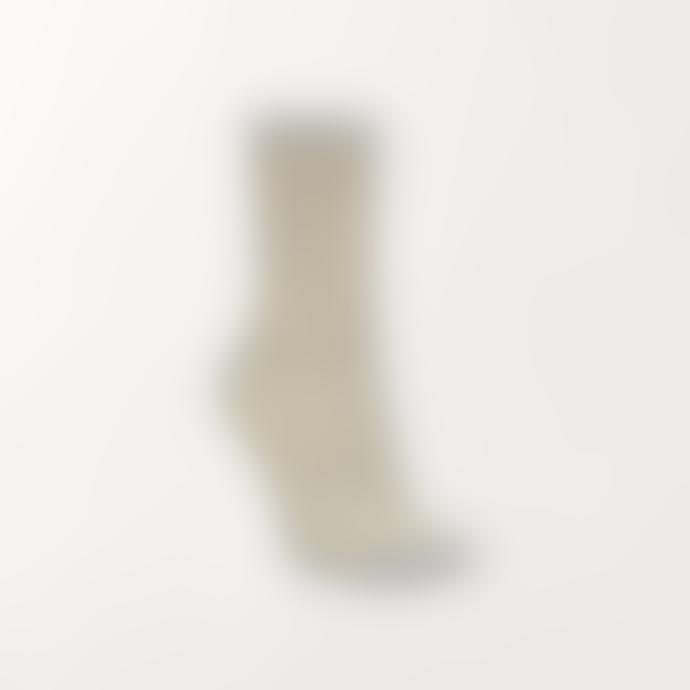 Becksondergaard Nylon Small Dina Mustard Color Dots Socks
