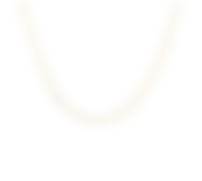 Anna + Nina 42cm White Gold Plated Sterling Silver Quartz Short Necklace