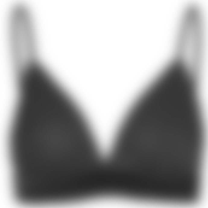 Becksondergaard Black Polyamide Tassie Soft Dot Bra