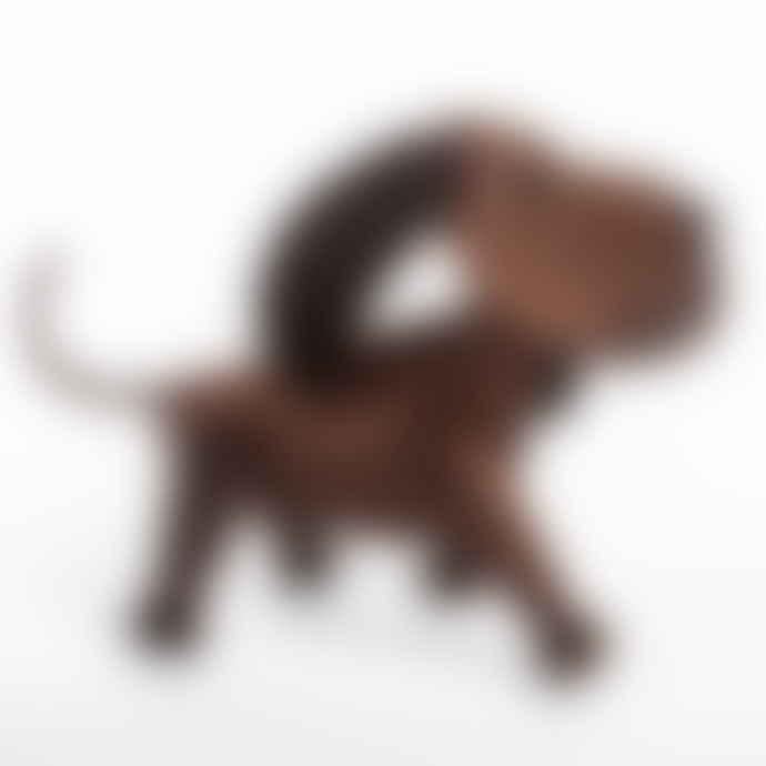 Architectmade Bobby Wooden Dog