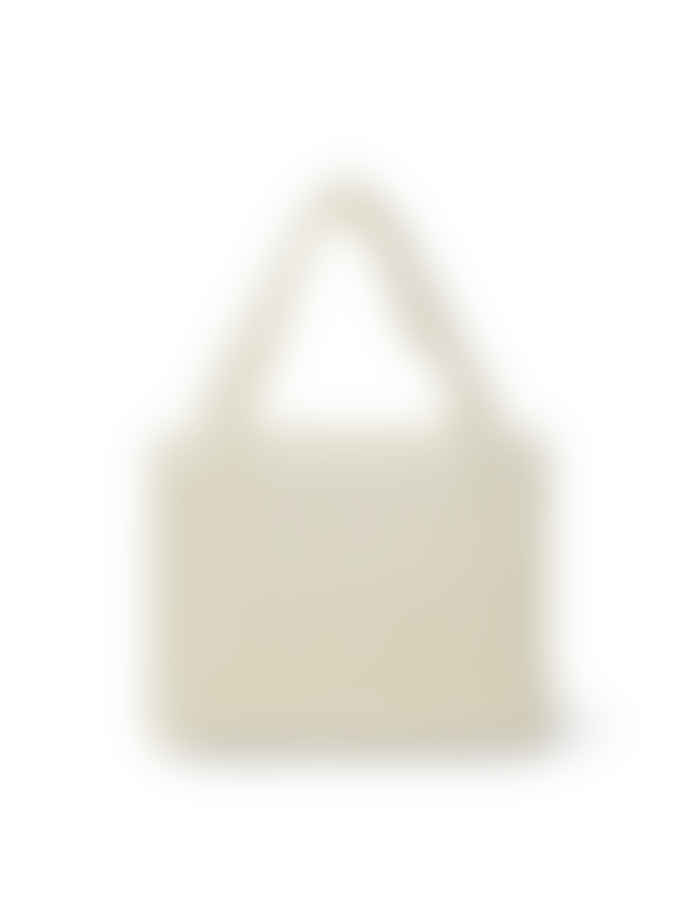Sui Ava White Magda Vintage Pearl Bag
