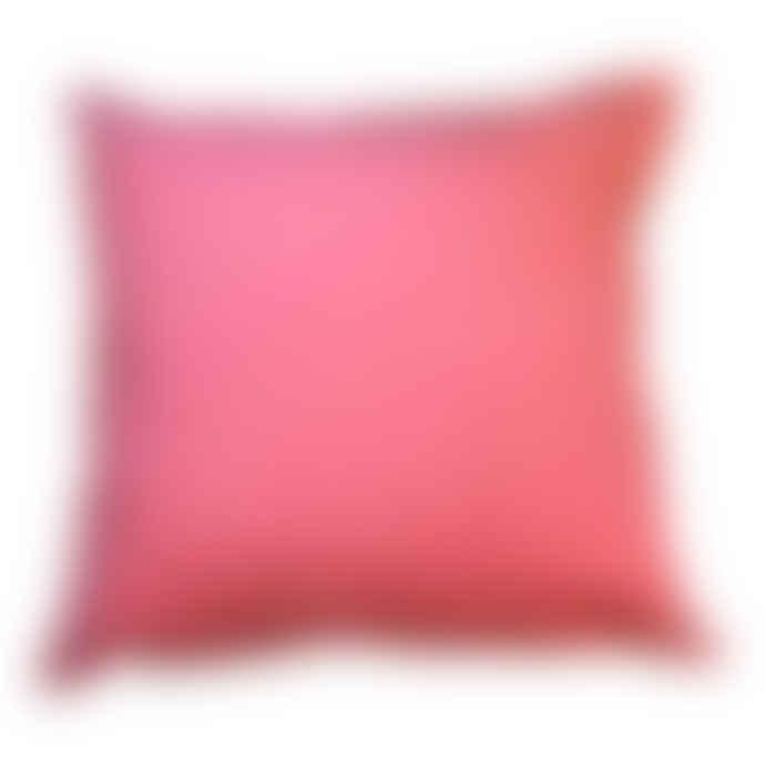 Diana Wilson Arcana Velvet Two Cockatoos Cushion