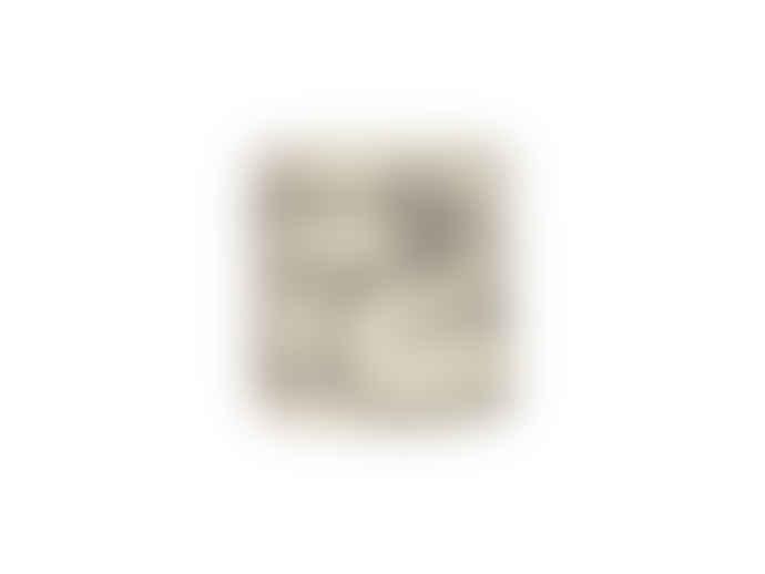 Louise Madzia 6.7 x 6.7cm White Earthenware Watch Me Mini Pot