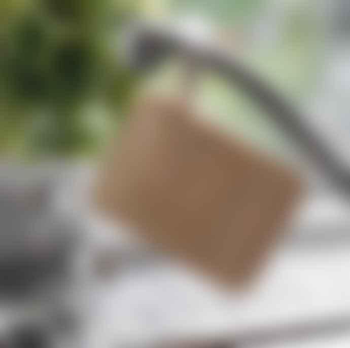 Goldrick A Fibrous and Cotton String Loofah Dishwashing Sponge