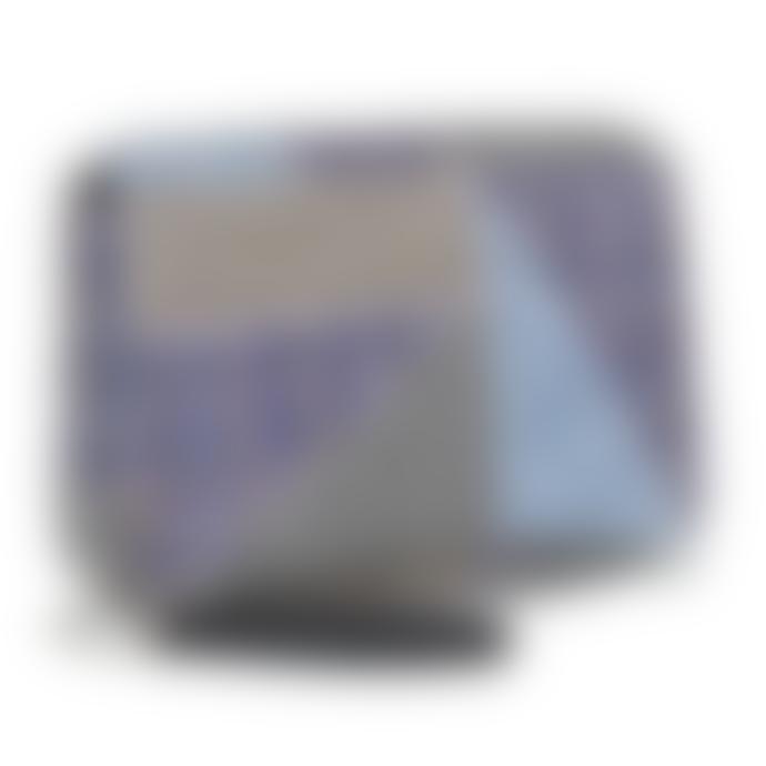 Becksondergaard Bright Blue Polyester Patchy Bag