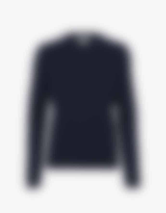 Colorful Standard Merino Wool Crew - Navy Blue
