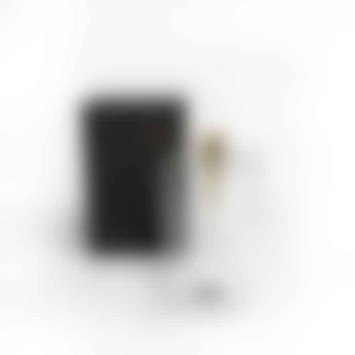 Periglass Glass cylinder shaped oil lamp, size L