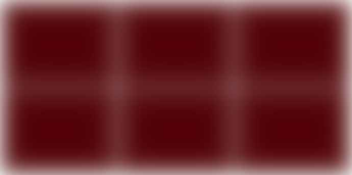 Pimpernel Set of 6 Classic Burgundy Placemats