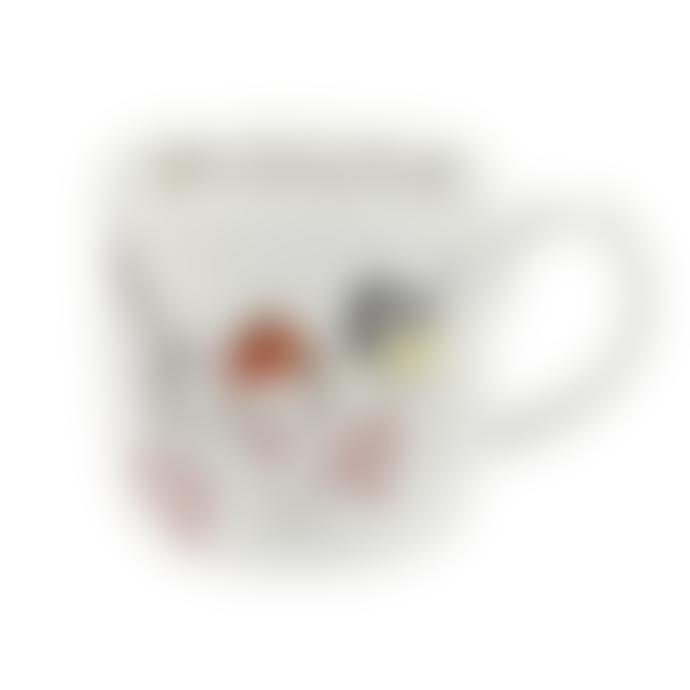Wrendale 0.3L One Snowy Day Mug