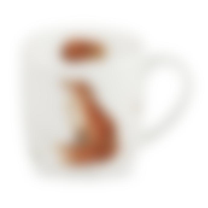 Wrendale 0.3L The Artful Poacher Mug