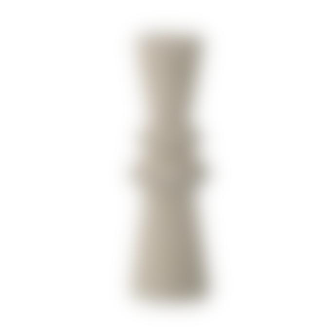 Bloomingville Castical Concrete Candlestick
