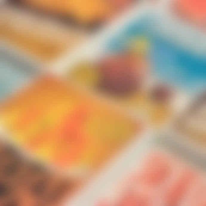 casa atlantica Tortilla de patatas - Traditional recipes postcards