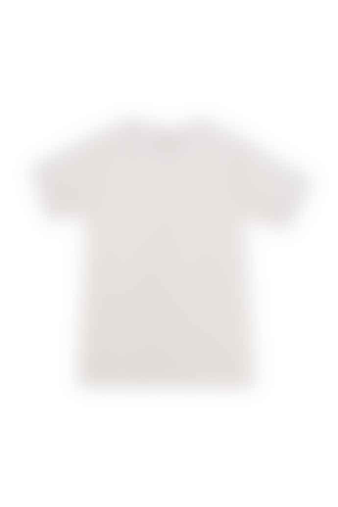 The New Society S S T Shirt Shell Caramel