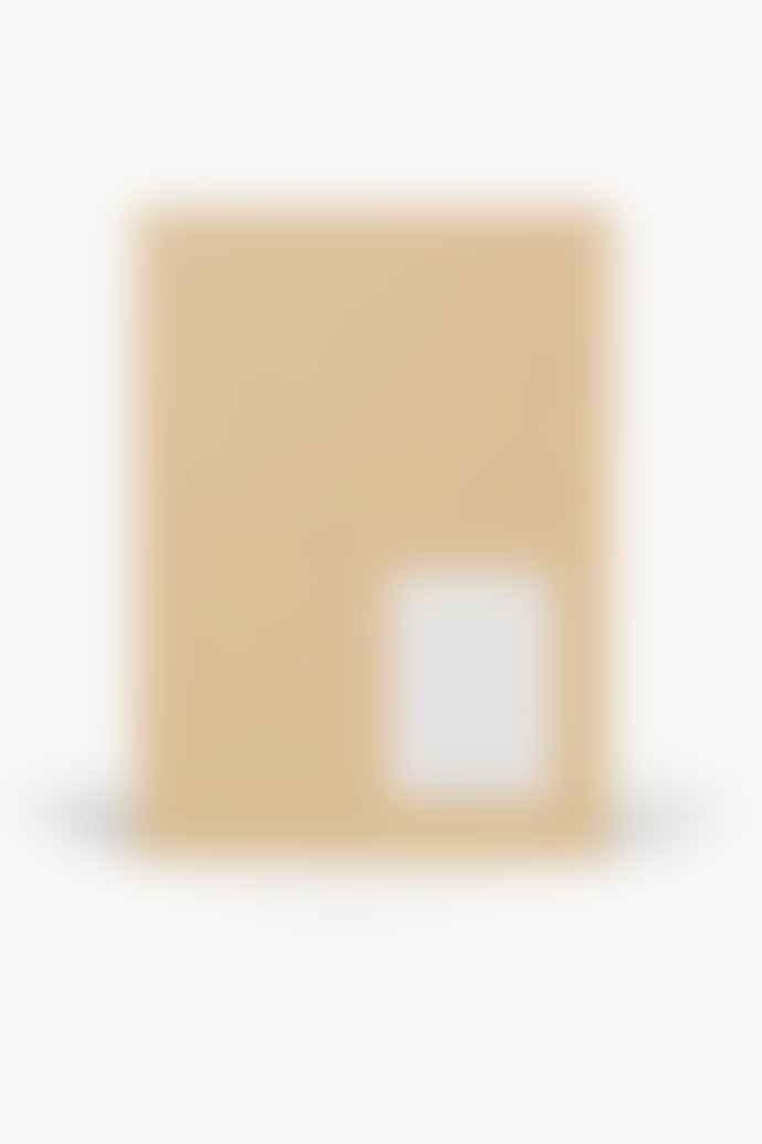 NOTEM Vita Notebook Ochre Lines