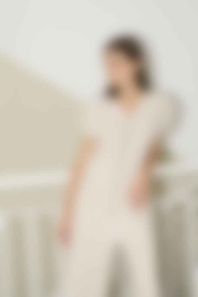 Diarte Maura Linen Jumpsuit