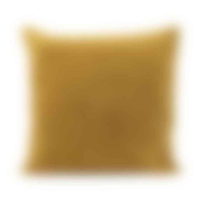 home Velv Cushion Curry