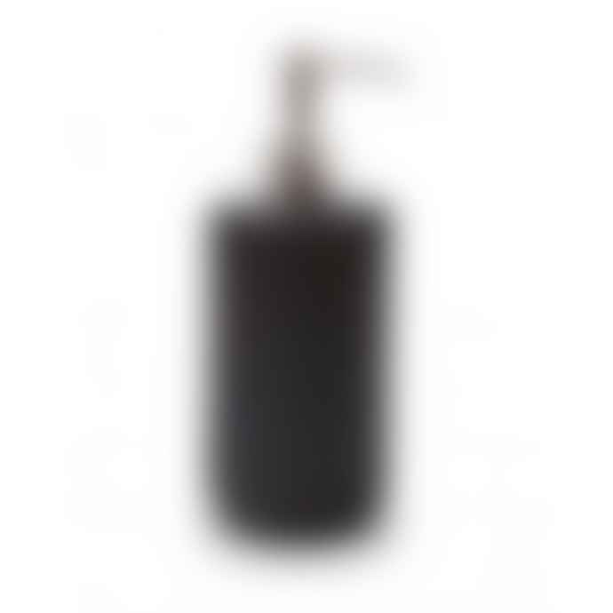 Aquanova Black Ribba Soap Dispenser