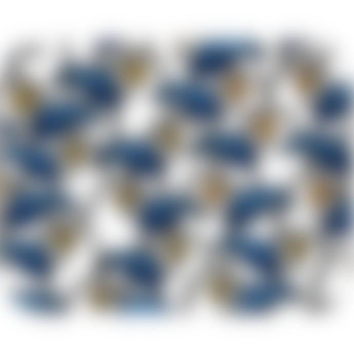 Bo Bendixen 20 x 27cm Wood Seagull Pattern Tray