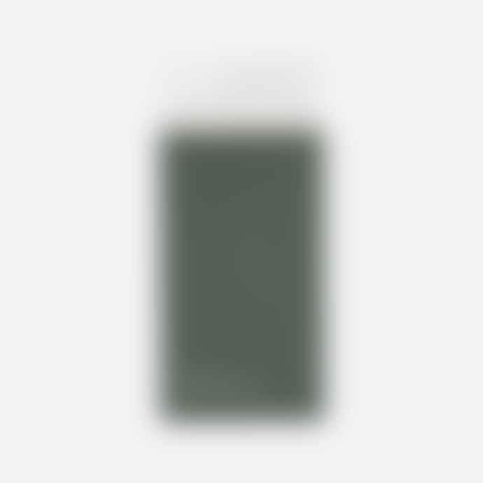 Monograph Dark Green Notepad