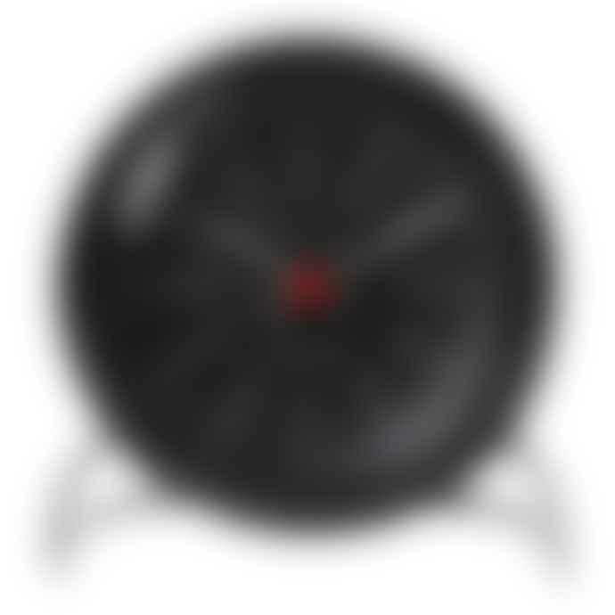 Rosendahl Copenhagen Black Arne Jacobsen Bankers Table Alarm Clock