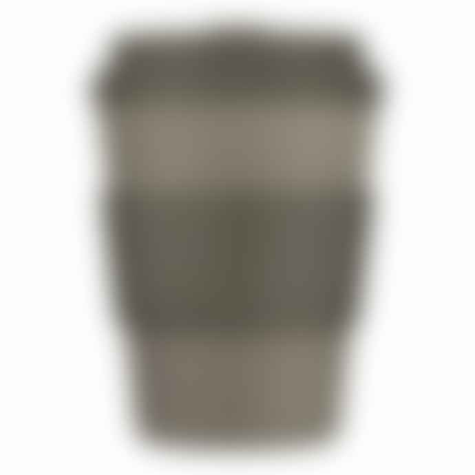 Ecoffee Cup Molto Grigio 12 Oz 350 Ml Grey