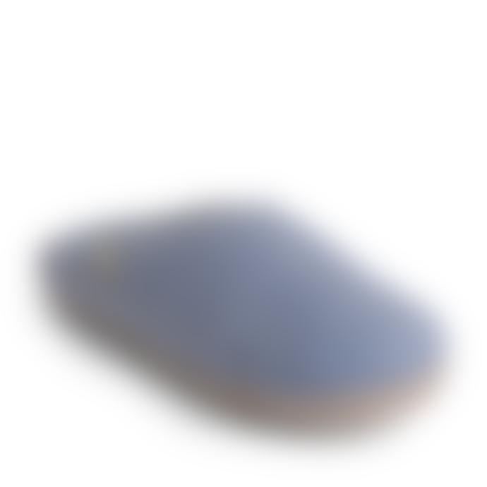 Egos Copenhagen Light Blue Slipper Shoe