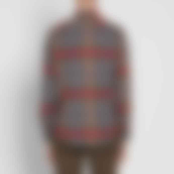 Barbour International Barbour Stapleton Castlebay Shirt - Grey Marl