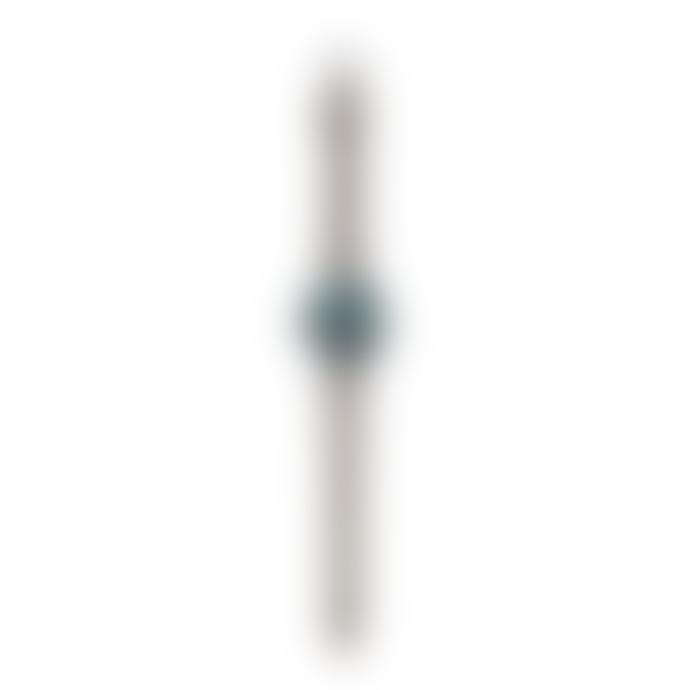 Komono Gray Marble Estelle Wristwatch