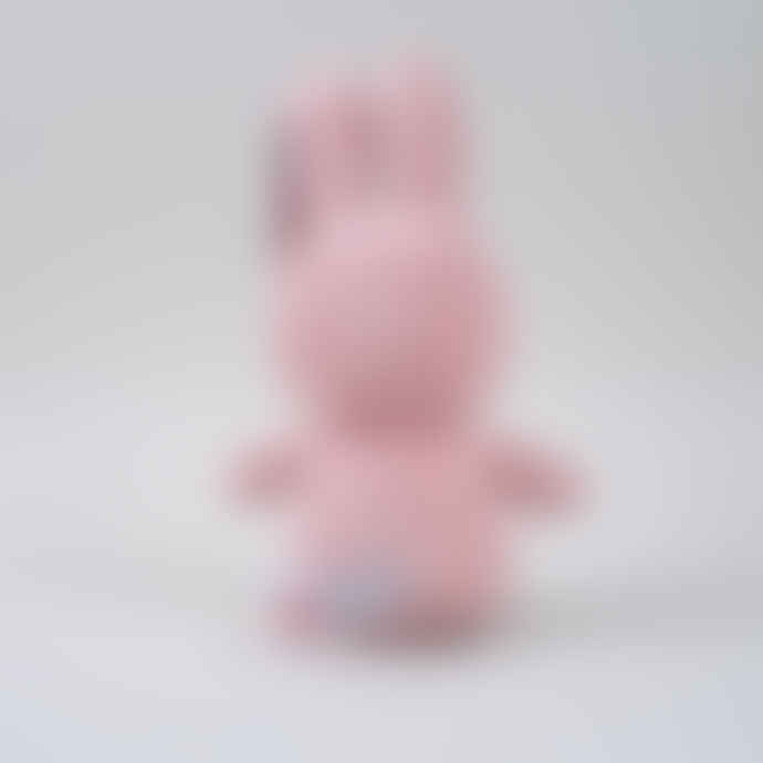 Miffy Medium Pink Corduroy Soft Miffy Toy