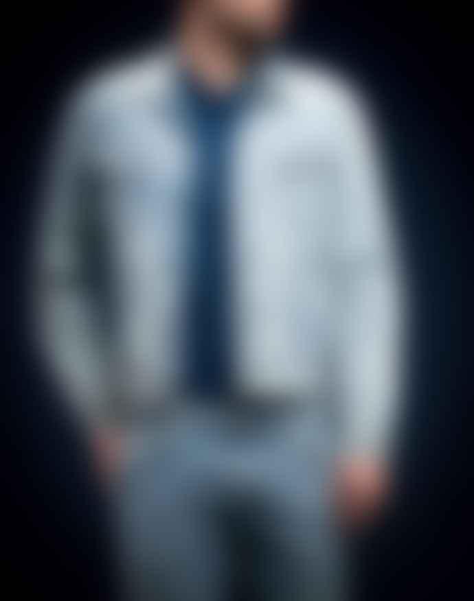 Lee 101 Denim Slim Fit Rider L97X21HW Jacket