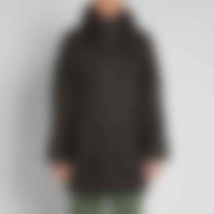 Barbour International Barbour x Engineered Garments Zip Parka Black