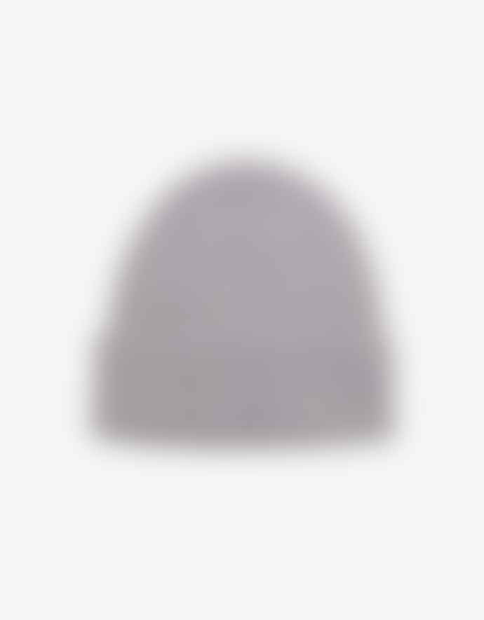Colorful Standard Merino Wool Beanie Heather Grey