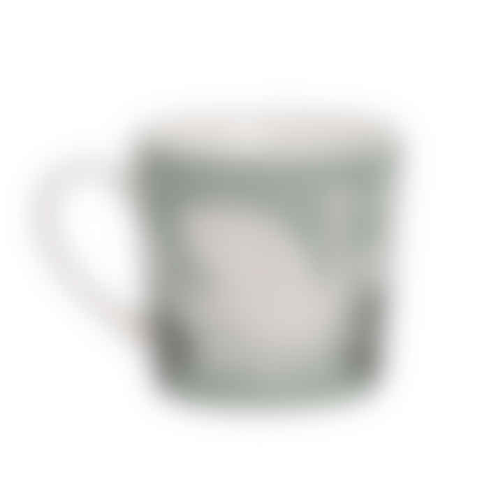 Littlephant 200ml Dusty Aqua Porcelain Mug