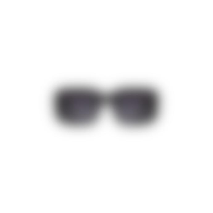 Komono Gradient Smoke Avery Carbon Sunglasses