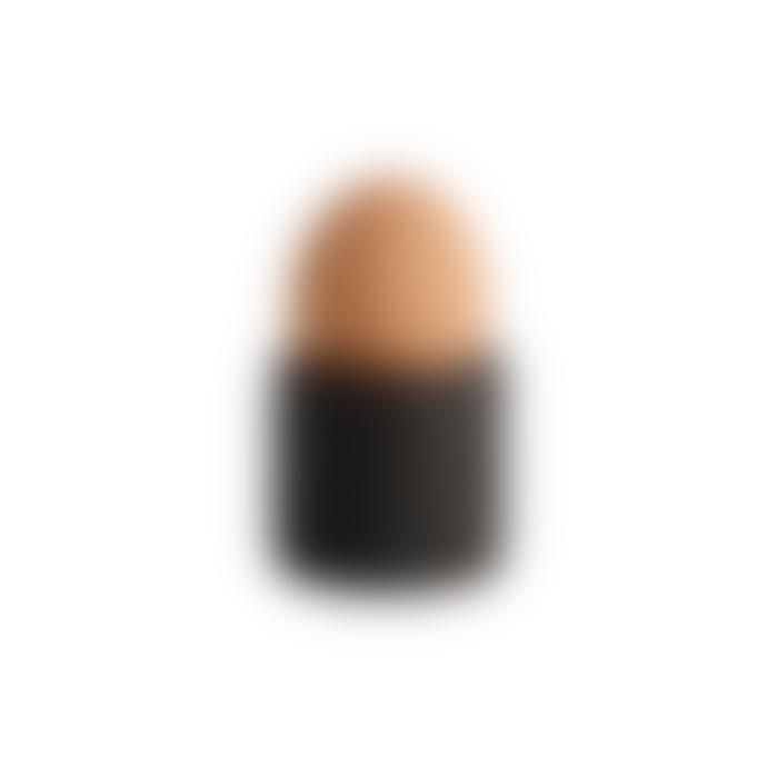 Muubs Egg cup hazel terracotta brown
