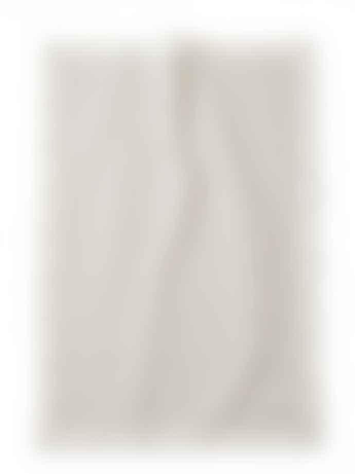 Littlephant 67x48cm Black Net Print Cotton Tea Towel