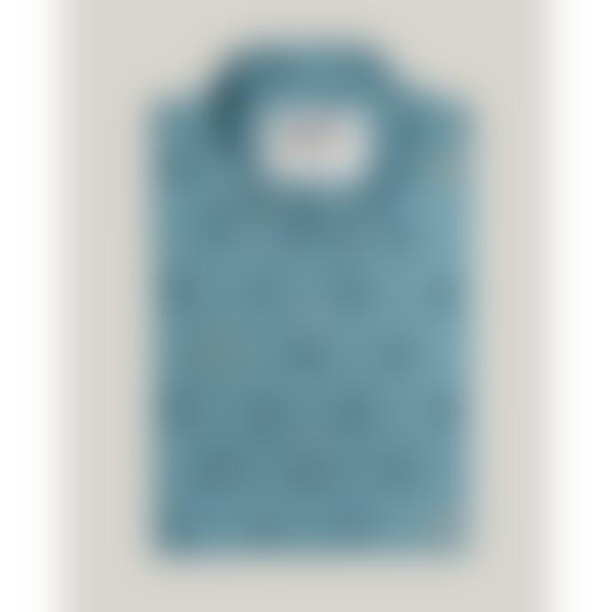 Brava Fabrics TOY ROBOTS PRINTED SHIRT