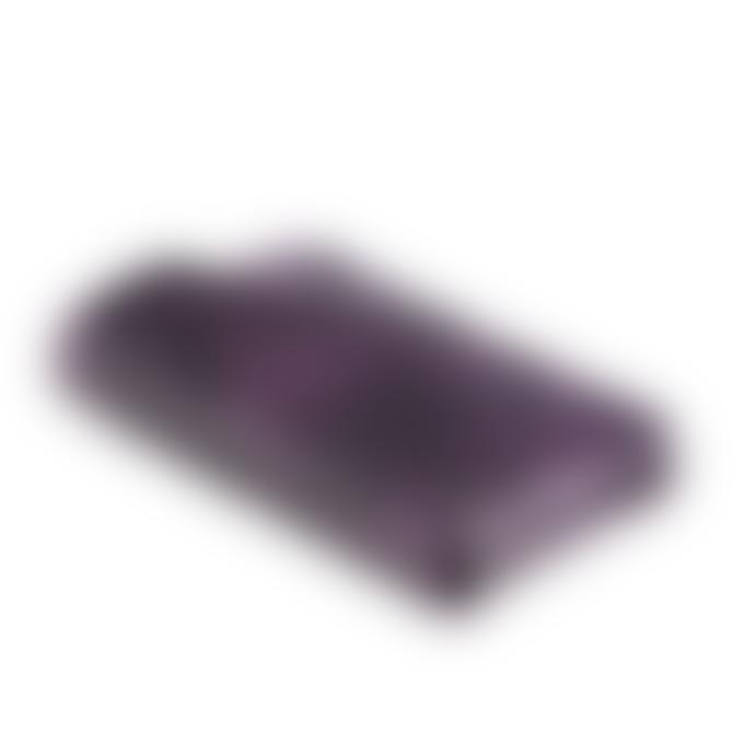 Markberg Dark Purple Snake Print Faith Coin Purse
