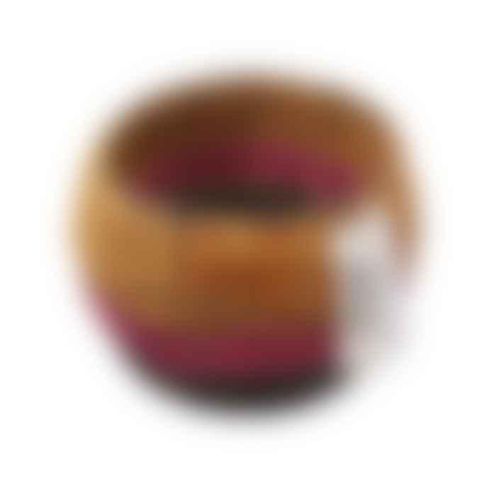 Return to Sender Medium Colour Block Basket
