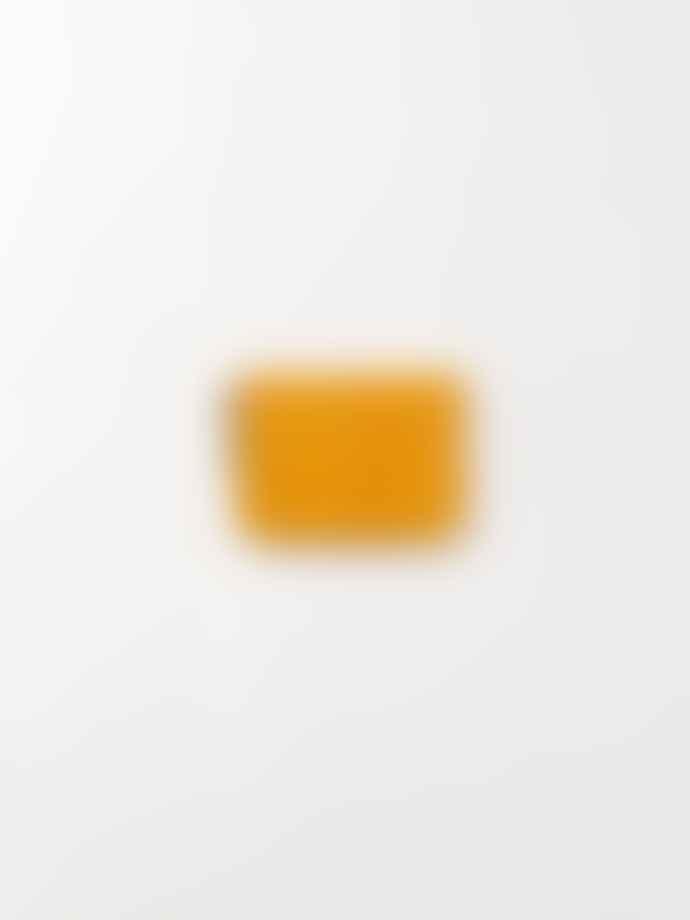 Becksondergaard Yellow Braidy Purse
