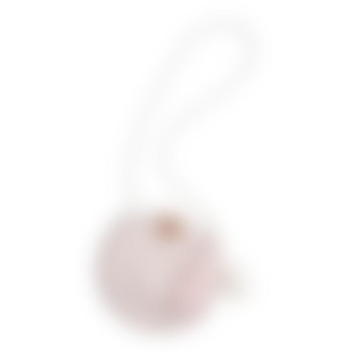 FABELAB Child's Pink Cotton Rope Purse Bag
